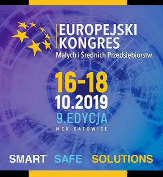 EUROPEJSKI KONGRES MŚP – 16-18.10.2019 – ZAREJESTRUJ SIĘ !
