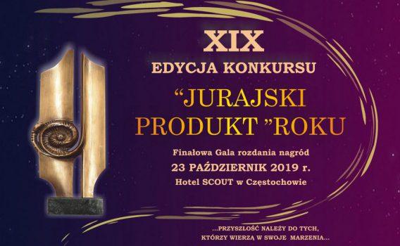 """JUŻ W ŚRODĘ 23 PAŹDZIERNIKA 2019 R. III JURAJSKI KONGRES GOSPODARCZY I XIX GALA KONKURSU """"JURAJSKI PRODUKT ROKU"""""""